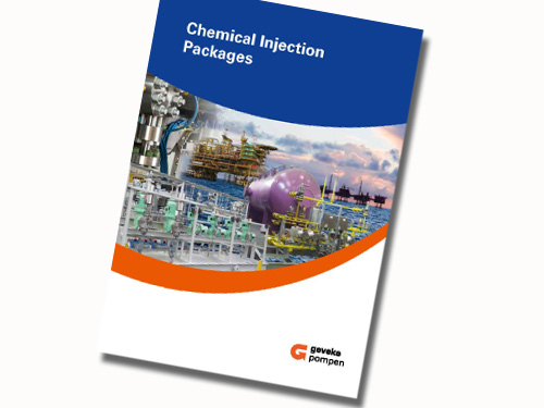 Recently updated: our Chemical Injection Packages brochure