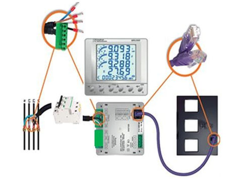 Easywire kWh meter