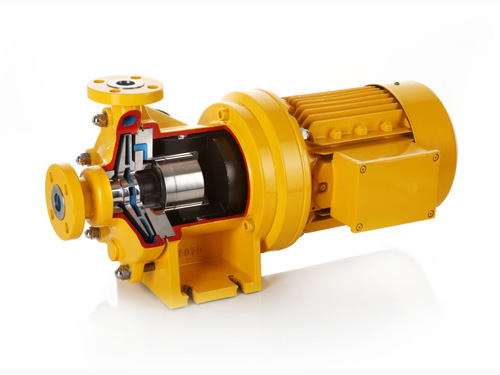 Pumps for all kinds of process applications